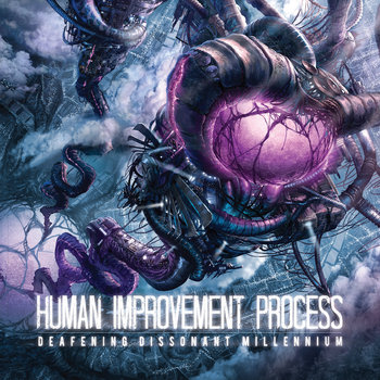 Deafening Dissonant Millennium cover art