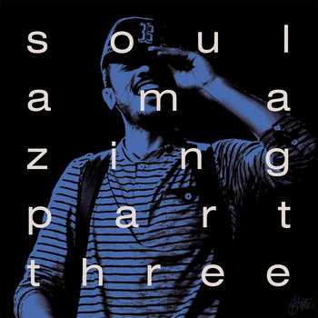 soul amazing (part three) cover art