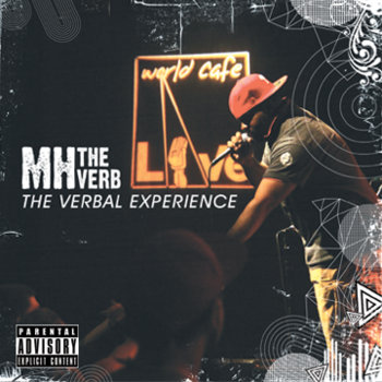 The Verbal Experience EP [LIVE ALBUM] cover art