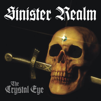 The Crystal Eye cover art