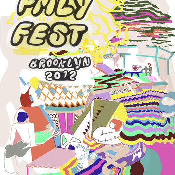 fmly fest 2k12 (brooklyn) cover art