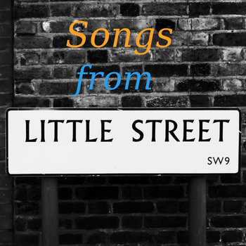 Songs from Little Street cover art