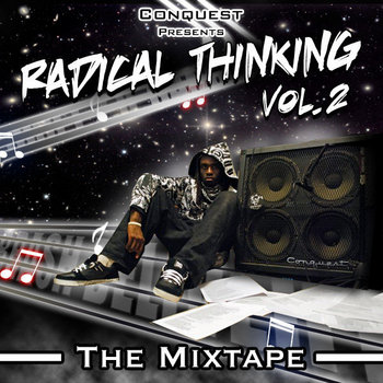 Radical Thinking Vol. 2 - The Mixtape cover art