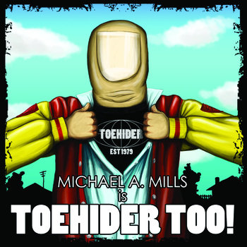 Toehider Too! cover art