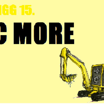 DIGG 15 - C More cover art