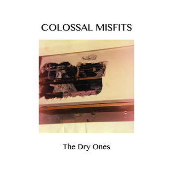 Colossal Misfits cover art