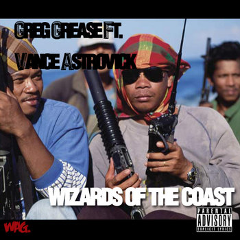 Wizards Of The Coast Ft. Vance Astrovick cover art