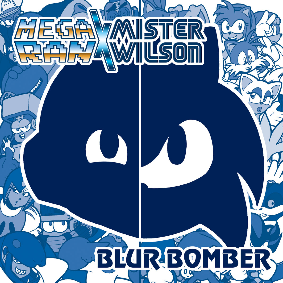 blur bomber album cover