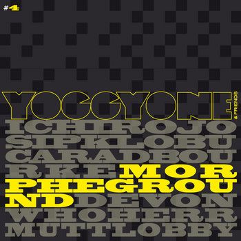 Yoggyone & Friends-Vol.4 cover art