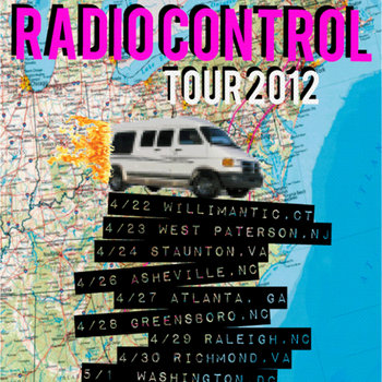 Tour 2012 *LIVE EP* cover art
