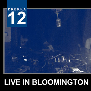 20121102 : LIVE IN BLOOMINGTON cover art