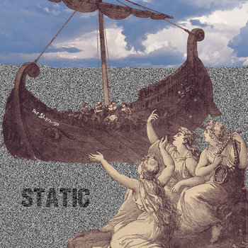Static cover art