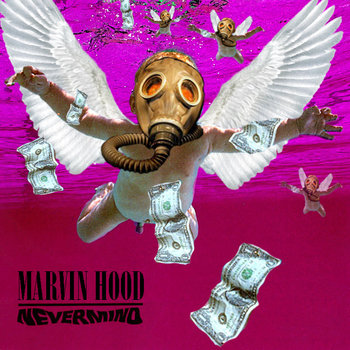 Nevermind cover art