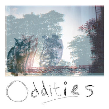Oddities cover art