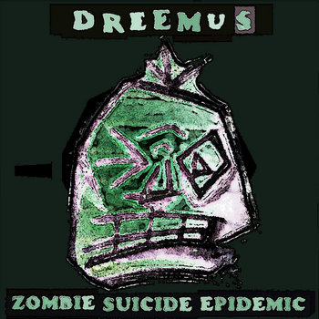 Zombie Suicide Epidemic cover art