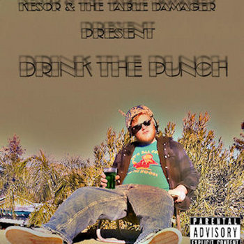 Drink The Punch Ep cover art