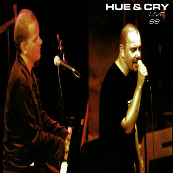 Hue And Cry Live '99 cover art