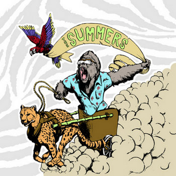 The Summers EP cover art