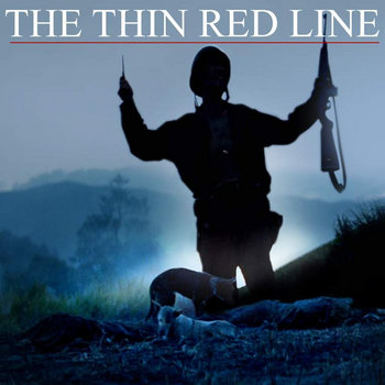 The Thin Red Line cover art