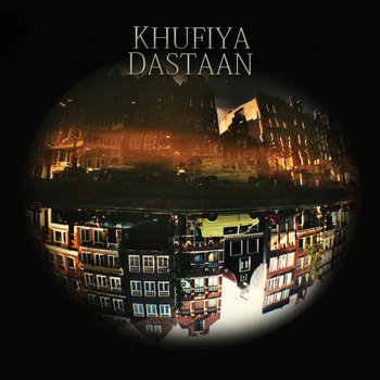 Khufiya Dastaan cover art