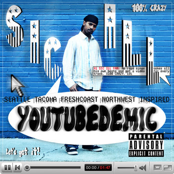 Youtubedemic cover art