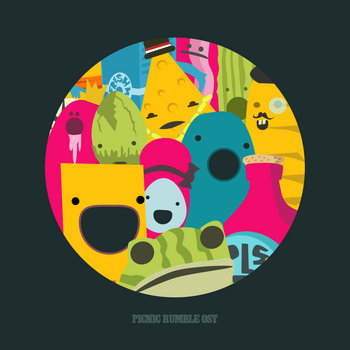 Picnic Rumble OST cover art