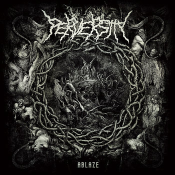 Ablaze cover art