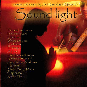 """Sound light"" cover art"