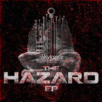 Hazard EP cover art