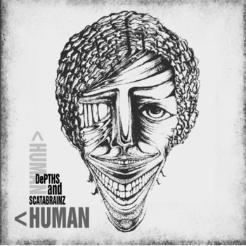 Less Than Human cover art