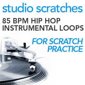 85 BPM Hip Hop Instrumental Beats cover art