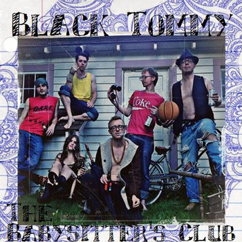 The Babysitter's Club cover art