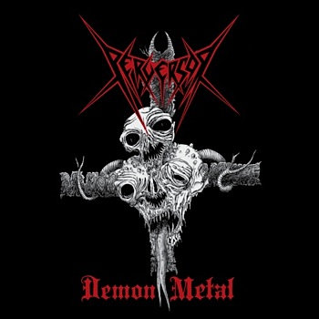 Demon Metal cover art