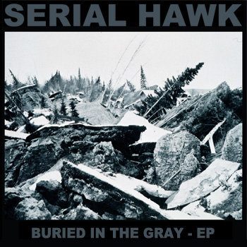 BURIED IN THE GRAY - EP cover art