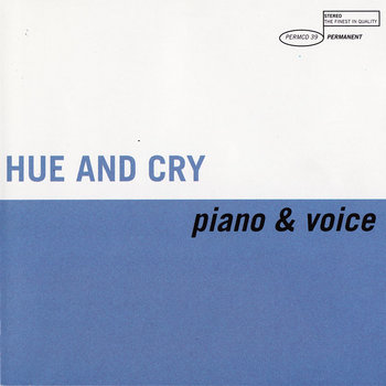 Piano & Voice cover art