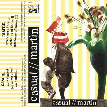 Split with Casual cover art