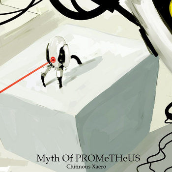 Myth Of PROMeTHeUS cover art
