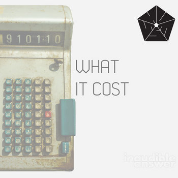 What It Cost cover art