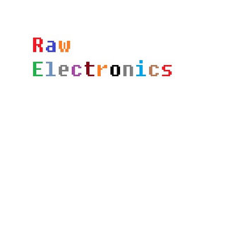 Raw Electronics cover art