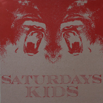Saturday&#39;s Kids 10&quot; cover art