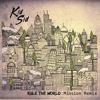 Rule The World: Mission Remix cover art
