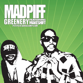 MADPIFF #3 cover art