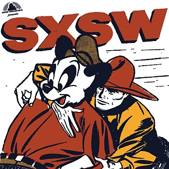 SXSW 2012 - Sampler cover art