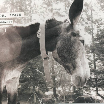 Donkey LP cover art