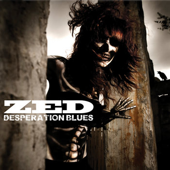 Desperation Blues cover art