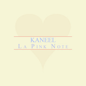 La pink note cover art