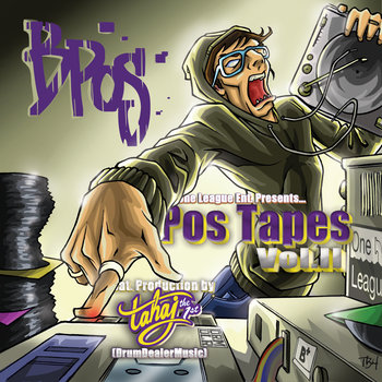Pos Tapes Vol.II cover art