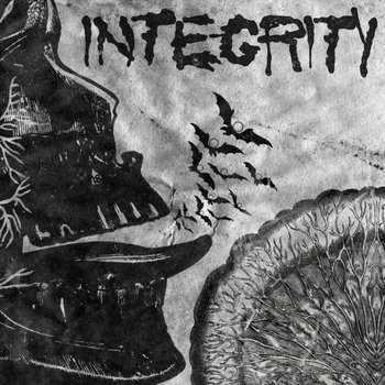 "(A389-129) INTEGRITY Suicide Black Snake 12"" cover art"