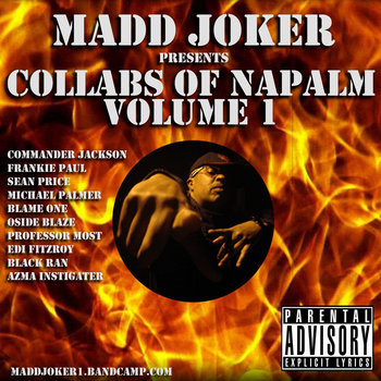 Collabs of Napalm Vol. 1 cover art