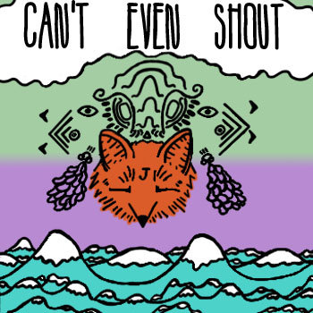 Can't Even Shout cover art